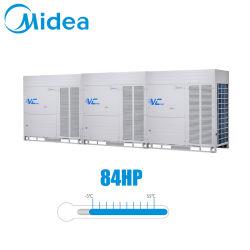 Midea Aires Acondicionados OEM 235.5kw HVAC System Refcomp Condensing Unit Vrv Vrf System Multi Split Central Air Conditioner
