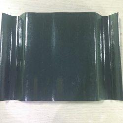 Tira de gel de brillo del panel de impermeabilización de cubiertas de invernadero de tubo de plástico reforzado con fibra