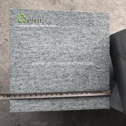 Verde verde oliva cesellato, verde di Zhangpu, granito verde, mattonelle cesellate/tagliate al formato/lastre/pavimentazione/muro/lastricatori/granito