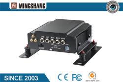 1080P 4CH/8CH DVR avec GPS mobile 3G 4G G-Sensor WiFi facultatif pour camion/bus/taxi/Véhicules