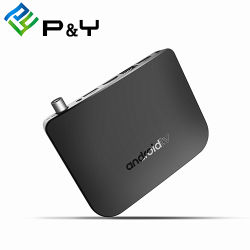 Mini TV Box Android marque OEM Set Top Box Internet Indian TV Box m8s plus DVB S905D 1g 8g