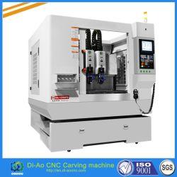 Wechsler CNC des Hilfsmittel-2.5D/3D, der Maschinen-Hersteller für das Polnisch/Bohrung/Prägen/Abschrägung/Ausschnitt/Reiben/Schnitzen/Stich schnitzt