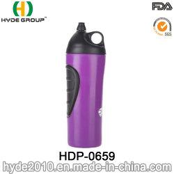 700ml Plastique Bouteille d'eau portable Bike Sport verre bouteille (HDP-0659)
