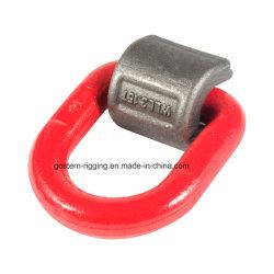 G80 en alliage forgé d anneau avec Wrap de Haute Limite Elastique