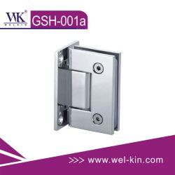 Acciaio inossidabile o ottone cerniera dell'acquazzone da 90 gradi (GSH-001A)