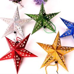 Arbre de Noël Topstar 20cm étoile brillante pour la maison