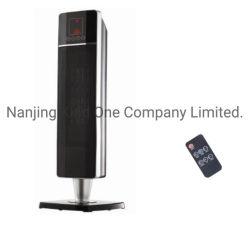 ETL télécommande pivotement automatique Ce paramètre de température de chauffage en céramique PTC Chauffage de la Tour (2000W) du ventilateur