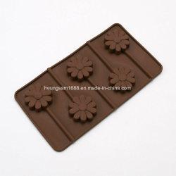 Один цвет пищевой категории цветочный силиконового герметика Ice Cube в лоток для бумаги
