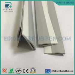 Le PEHD Shell, bois noyau composite en plastique/WPC/Co-Extrusion Cap-Stock/hybride/Plancher encapsulé