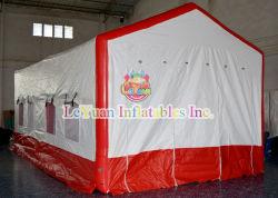 مصنع صنع وفقا لطلب الزّبون هواء مشدودة طبيّة خيمة [بفك] مادة لأنّ عمليّة بيع
