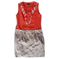 アフリカの市場のための使用された布の熱い販売の中古の衣服のTシャツのジーンズ