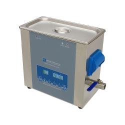 Fachmann Becken-Ultraschallreinigungsmittel 6 Liter-Digital-Cavitek mit erhitztem Bad -220V