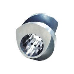Elemento de la extrusora de Revestimiento en polvo de piezas de repuesto de sustitución del eje del cilindro