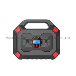 12V 타이어 인플레이터 휴대용 미니 스마트 타이어 컴프레서