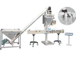 Café Semiautomático Leite de proteínas de cacau em pó Pimenta Spice máquina de embalagem de enchimento de pesagem de Escala