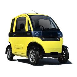 De hete Auto met 4 wielen van de Stad en van het Land van China van de Verkoop Nieuwe Elektrische Mini Slimme voor Familie