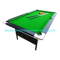 Factory Direct Accueil intérieure de l'utilisation de gros billard snooker Table de billard Portable de pliage