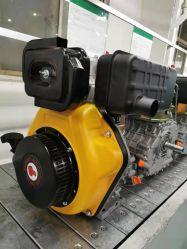 10 HP moteur Diesel avec démarrage manuel