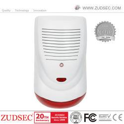 Étanche extérieur alarme sirène stroboscope pour système de sécurité à domicile