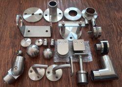 Ss/Placa de Base de Aço Inoxidável/Conexões Componentes do corrimão/Balaustrada Graxeiras