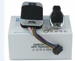 Простая установка устройства отслеживания GPS Mini GPS Tracker мотоцикл/CAR/транспортного средства/погрузчика/шины 303f GPS с отключения двигателя