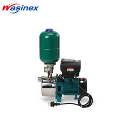 Motore lungo intelligente della pompa ad acqua di Wasinex Servicelife 220V VFD per uso domestico