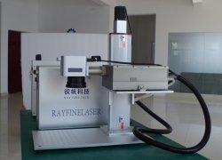 Высокая эффективность ультрафиолетовое излучение УФ лазерной гравировки лазерный станок для лазерной маркировки маркера цена