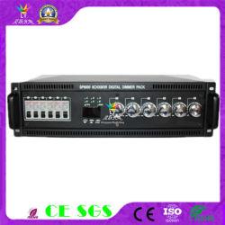 CE RoHS 6X6KW Gradateur numérique Pack contrôleur d'éclairage (LY-8030C)