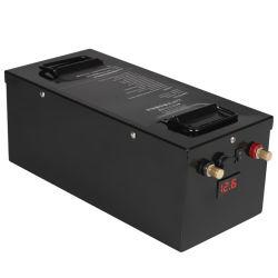 بطارية ليثيوم أيون 12 فولت/48V300ahlithium Ion لنظام الطاقة الشمسية خارج الشبكة، Ess، طاقة النسخ الاحتياطي للاتصالات Telecom Backup Power؛ بطارية/بطارية LFePO4 20ah-400ah؛ CE، UL، IEC معتمدة