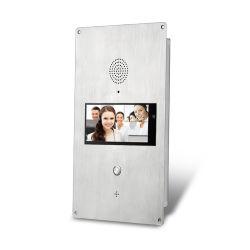 Viopのステンレス鋼のHandfreeの電話緊急の相互通信方式