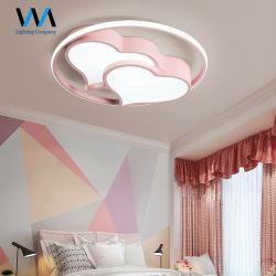 Surface de la lampe de plafond Éclairage LED décoration chambre de bébé