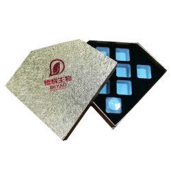 Custom Gold металлические формы поле Carboard алмазов бумаги