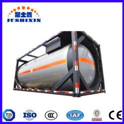 Contenedor cisterna ISO T50 todo tipo de transporte de sustancias químicas peligrosas