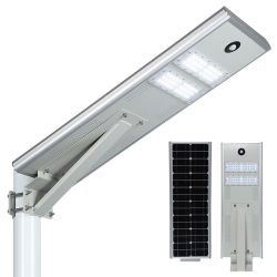 30Вт Светодиодные Graden IP65 пассивный инфракрасный датчик движения алюминиевый корпус все в одном из солнечного освещения улиц