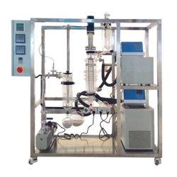 Nouveau Design Lab distillation moléculaire sur les produits chimiques