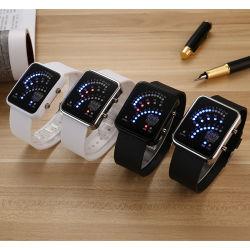 OEM van de douane de Digitale Horloges van de Digitale LEIDENE van de Sport Manier van het Polshorloge (jy-SD012)