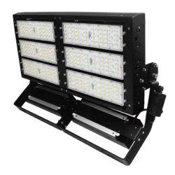 IP66 600W im Freien LED Flutlicht des hohen Lumen-für Handelsfabrik-Lichter der Sportplatz-Beleuchtung-LED