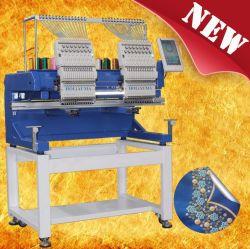 1502h t-shirt Geautomatiseerd A15 Systeem van de Controle Twee HoofdPrijs 15 van de Machine van het Borduurwerk Naalden met 10 Jaar van de Garantie