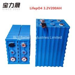 LiFePO4 Аккумуляторы 3.2V200ah сотовый новые Calb se200fi пластика