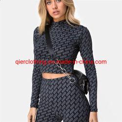 通気性の伸縮性がある女性のヨガは販売のための性の女性に着せるYoga Wear Fitness Apparel