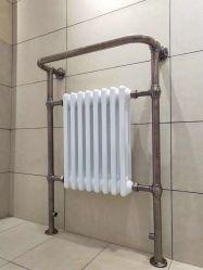 Serviette radiateur pour salle de bains chauffage de l'eau plus chaude de rails pour rack