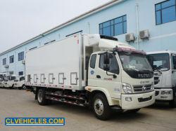 4ton de camiones refrigerados refrigeración refrigerador Caja de carga seca