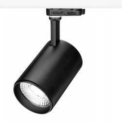 20W 10 24 38 55 Degré angles de faisceau éclairage modulable par LED blanc voie