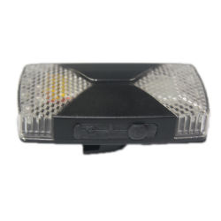 LED de Police de sécurité du trafic de signal lumineux placé à l'épaule de plein air Témoin rouge bleu Voyant d'avertissement