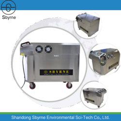 Limpiador automático de la Esterilización de línea de flotación /Cleancing maquinaria para tratamiento de aguas de las aves de corral