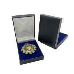 OEM заводская цена оптовой высокое качество медаль коробка для хранения