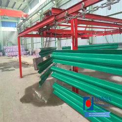 Couche de poudre enduit de poudre de prétraitement de pulvérisation d'équipement de ligne de production