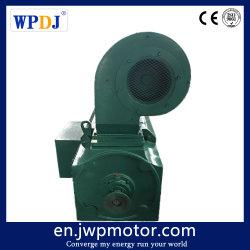 10kw 400V 905~1400Cepillo de rpm del motor de CC