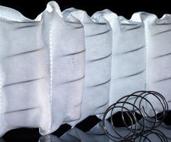 3 5 7 Zonen-Stahldraht-Matratze-Taschen-Sprung für Schlafzimmer-Möbel-Befestigungsteile