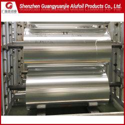 Ampliamente utilizado papel de aluminio en los campos de los envases de alimentos, contenedor desechable, PTP, etc..